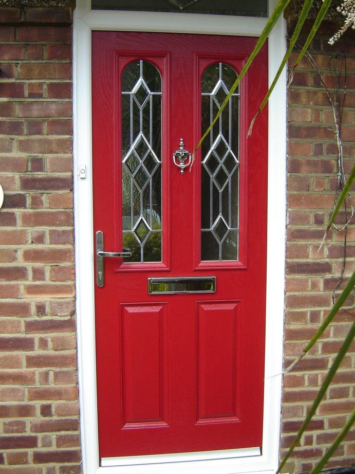 Doors mee glazed products for Composite front doors