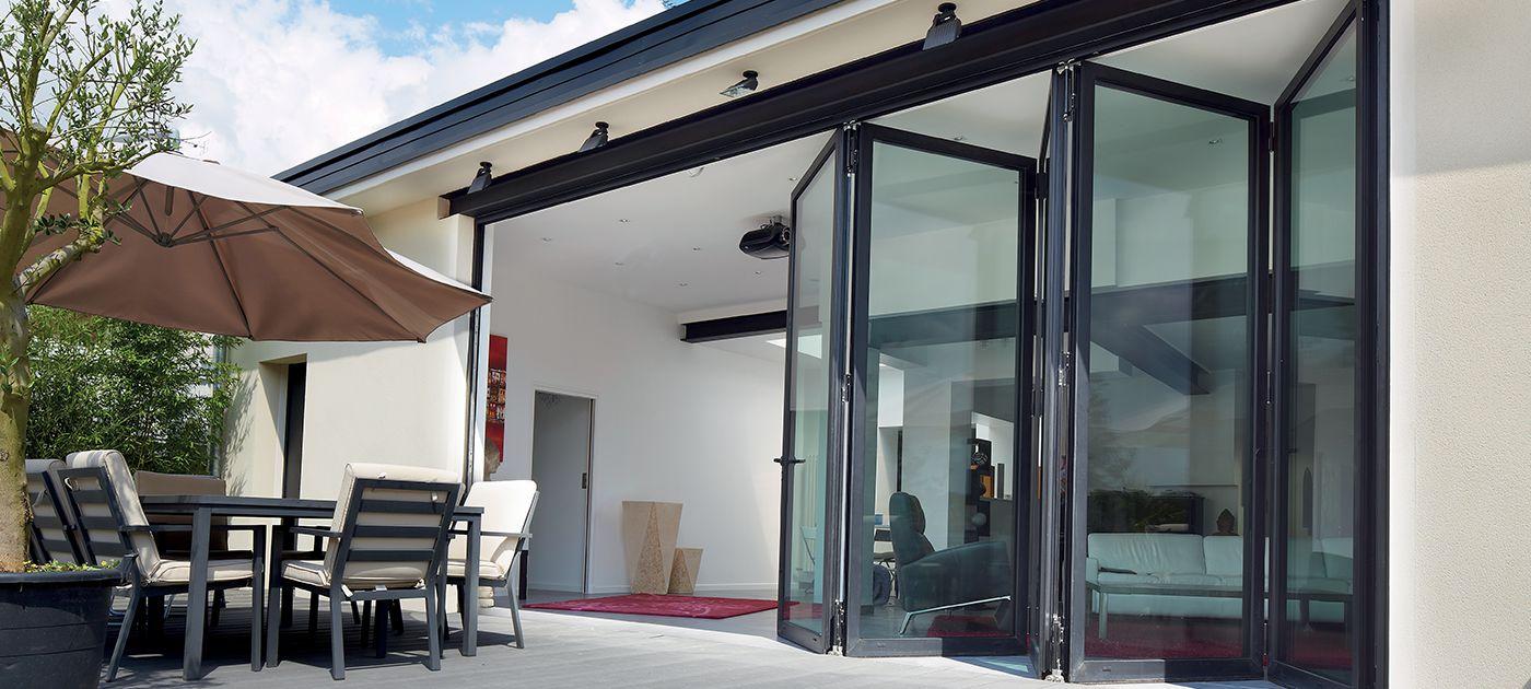 Bi-Folding Doors | MGP Windows and Doors - Cardiff
