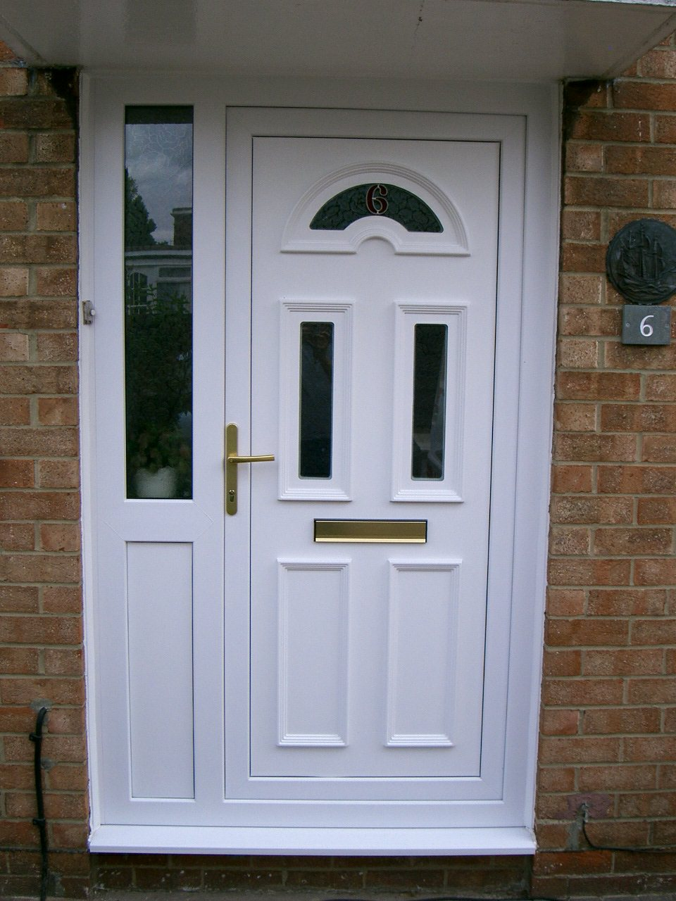 How to fit a upvc front door how to fit upvc door and for Exterior doors fitted