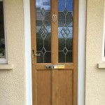 Irish Oak Sophia Vintage Door