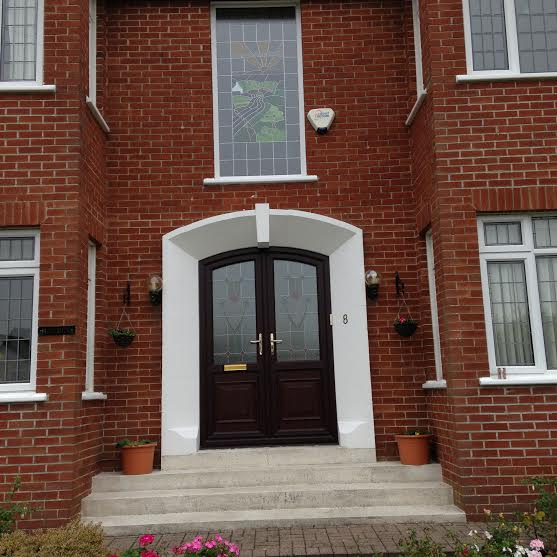 Mgp gallery mgp windows and doors cardiff for Arched upvc french doors