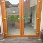 Light Oak French Doors
