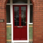 Vintage 'Sophia' UPVC Front Door